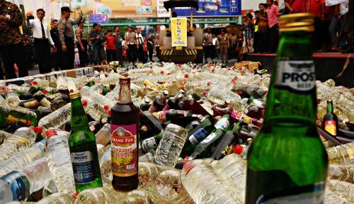 Foto Kebijakan Tarif Cukai Minuman Beralkohol Diterbitkan, Berlaku per 1 Januari 2019