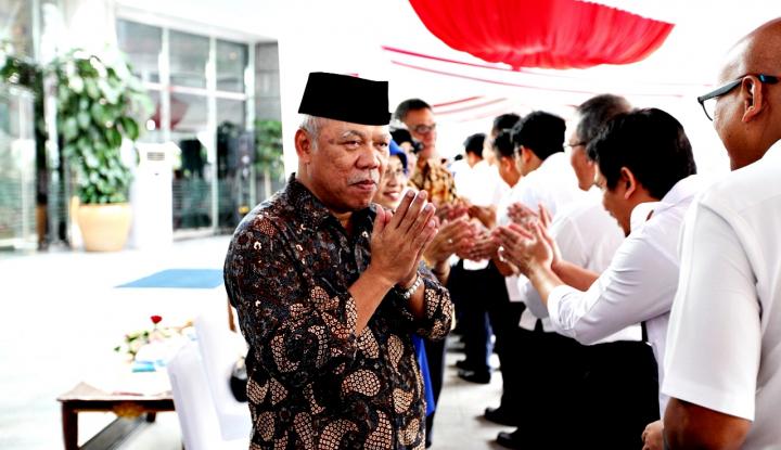 Foto Berita Kemerdekaan ke-73 RI Diperingati Menteri Basuki untuk Mewujudkan Semangat Proklamasi