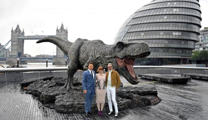 Gegara Covid-19, Biaya Syuting Jurassic World Dominion Membengkak