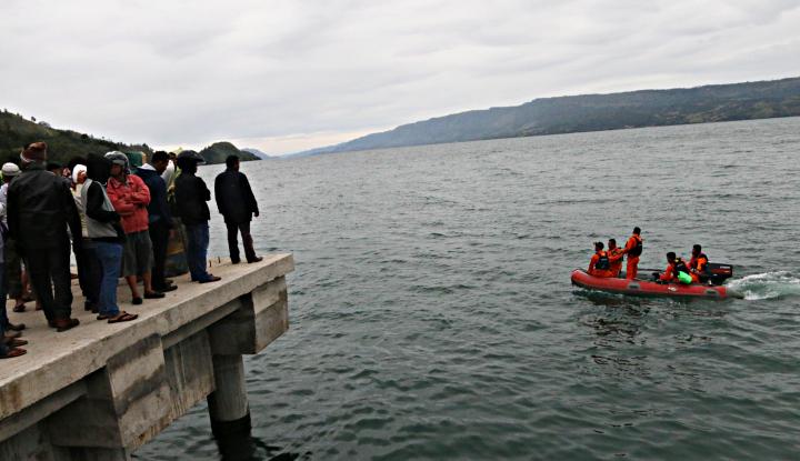 Foto Berita Pasca Tragedi di Toba dan Selayar, Pemeriksaan Kapal Sekarang Makin Diperketat