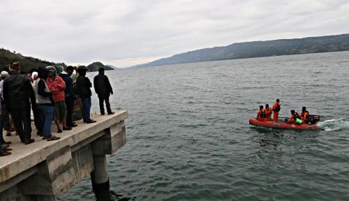 Foto Pencarian KM Sinar Bangun Andalkan Trawl