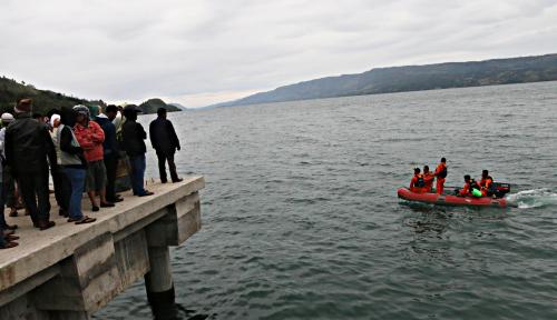 Foto Pasca Tragedi di Toba dan Selayar, Pemeriksaan Kapal Sekarang Makin Diperketat