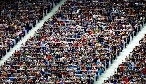 Foto Negara yang Makmur Lebih Berprestasi dalam Sepak Bola?