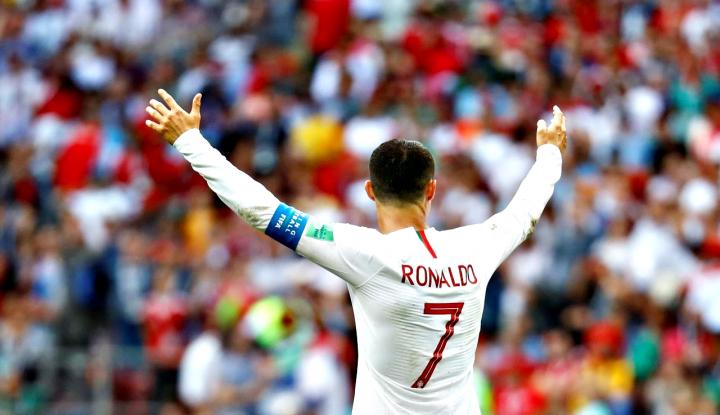 Foto Berita Uruguay Benamkan Asa Ronaldo di Piala Dunia