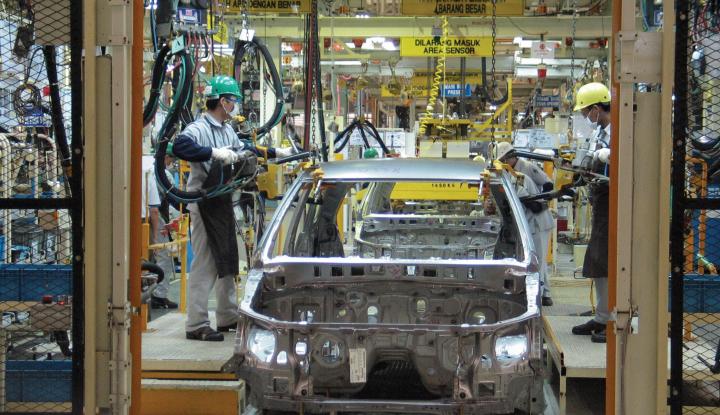 Foto Berita Pemerintah Siap Sebar Insentif Industri Otomotif
