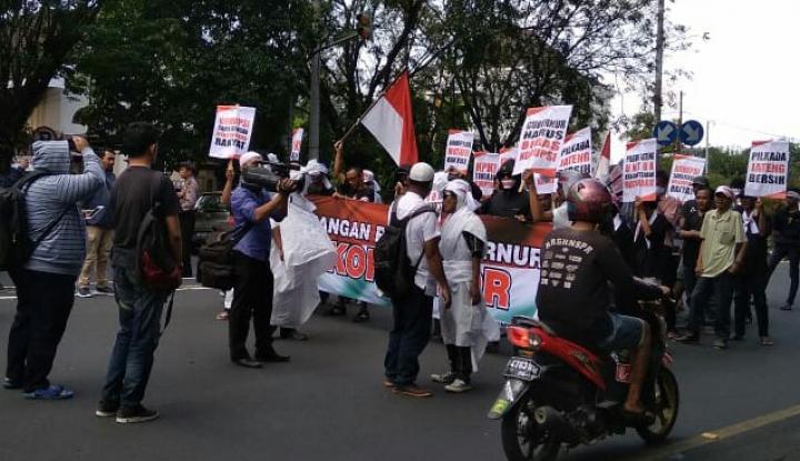 Foto Berita FORWAKI Ajak Warga Jateng Tolak Calon Gubernur yang Terseret Kasus e-KTP