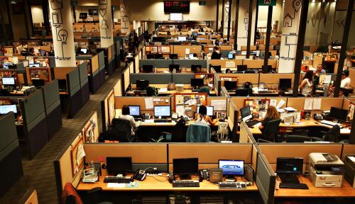 Foto Ingin Karyawan Produktif? Ini Ruang Kerja yang Harus Diperhatikan Perusahaan