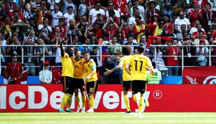 Foto Berita Belgia Siap Ukir Sejarah Baru di Piala Dunia 2018