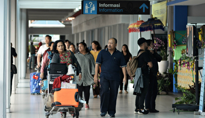 Foto Berita Jelang Pertemuan IMF, Luhut Minta AP I Pastikan Fasilitas Bandara
