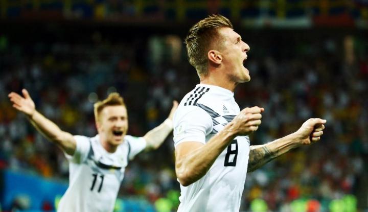 Foto Berita Kesabaran Jadi Kunci Kemenangan Jerman