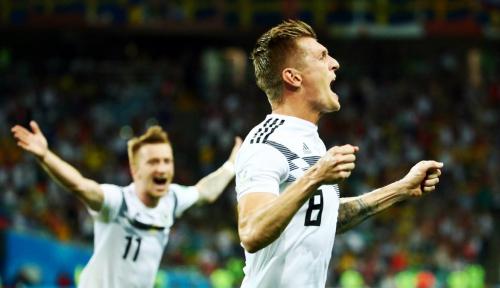 Foto Kesabaran Jadi Kunci Kemenangan Jerman
