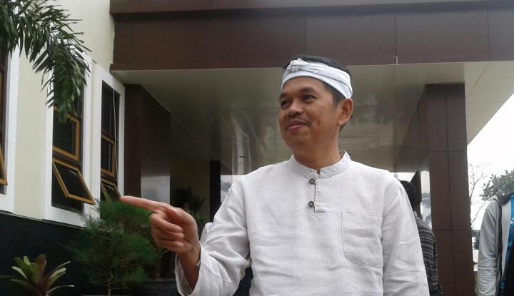 Foto Berita Dedi Mulyadi Dukung Larangan Eks Napi Nyaleg