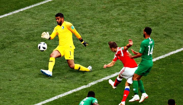 Foto Berita Jadwal 2 Laga Hiburan Piala Dunia Grup A