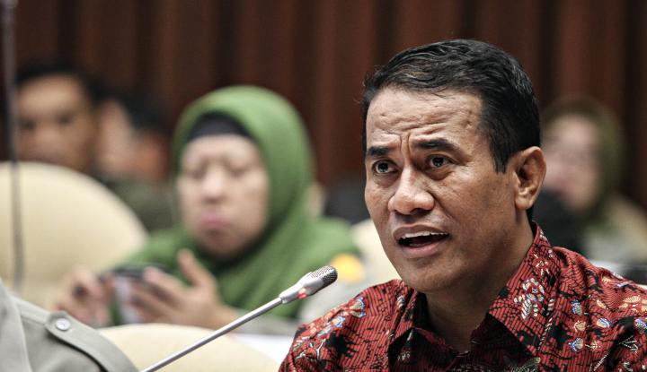 Foto Berita Mentan Perintahkan Bulog untuk Serap Jagung Petani