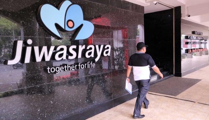 Foto OJK Pelototi Proses Pembayaran Polis Jiwasraya