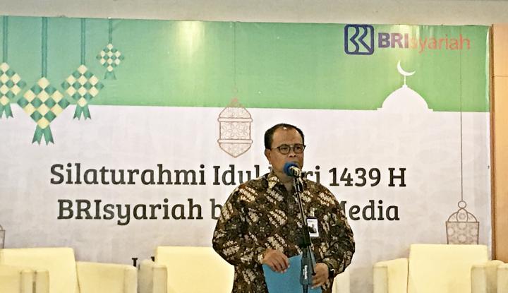 Laba BRI Syariah Melesat 85,16% Hingga Mei 2018 - Warta Ekonomi