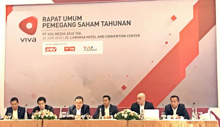 Suguhkan Program Teranyar, VIVA Stabil di Papan Atas TV FTA - Warta Ekonomi
