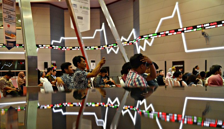 Foto Berita Kompak, OJK dan BEI Yakin Pemilu Tak Pengaruhi Pasar Modal