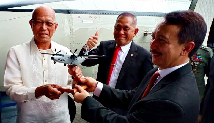 Foto Berita Pemerintah Pacu Peningkatan Ekspor Pesawat Terbang