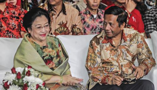 Foto Gagal Jadi Wapres, Mahfud MD Bakal Dilirik Jokowi Jadi Menteri?