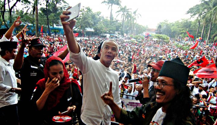 Jadikan HUT PDIP Momentum Konsolidasi Menangkan Jokowi, Ganjar: Kandang Banteng Aman - Warta Ekonomi