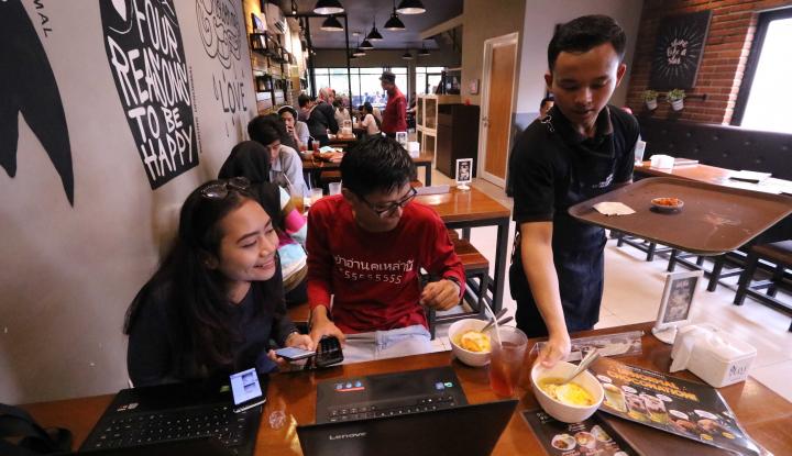 Foto Berita Seri Q&A Rex Marindo: Target Penjualan
