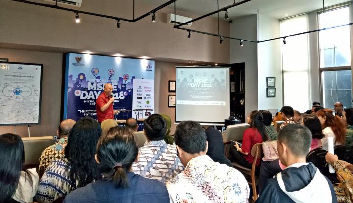 Foto Berita Hari ini Indonesia Gelar Peringatan Hari UMKM Internasional Serentak