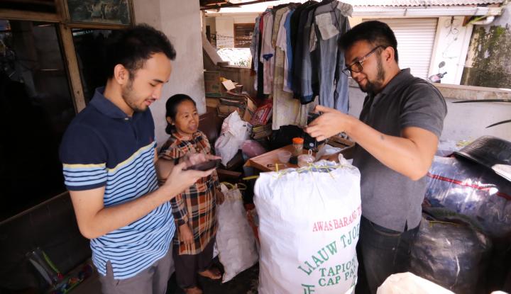 Foto Berita Mulung.co, Startup Solusi Sampah di Jakarta