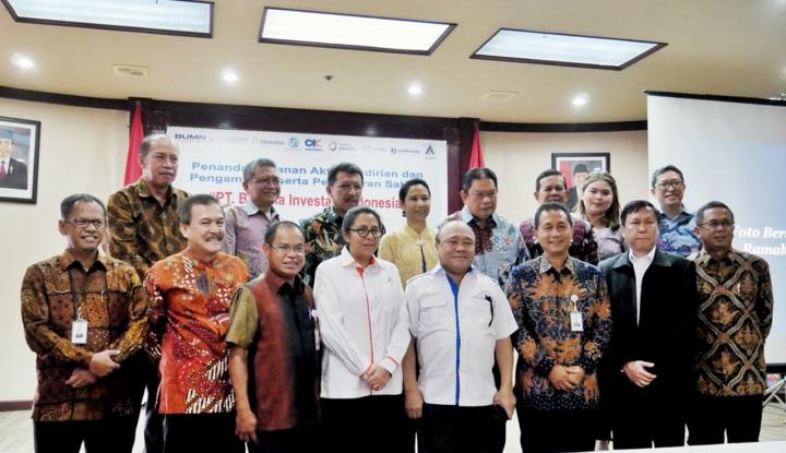 Foto Berita Bandha Investasi Indonesia, BUMN Fund untuk Genjot Pembangunan Infrastruktur