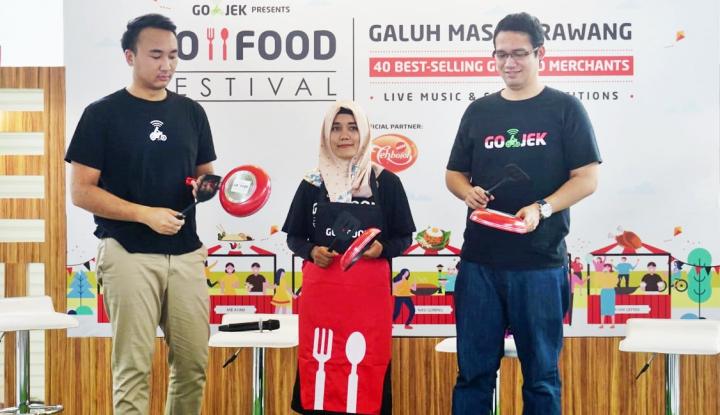 Foto Berita Go-Jek Tingkatkan Skala Bisnis UMKM Karawang Lewat Go-Food Festival