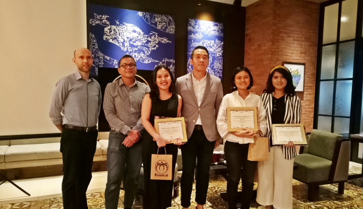 Foto Berita Burgreens Terapkan Social Entrepreneurship kepada 200 Petani