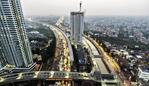 Foto Investasi dan Belanja Pemerintah Diprediksi Sokong Ekonomi 2019