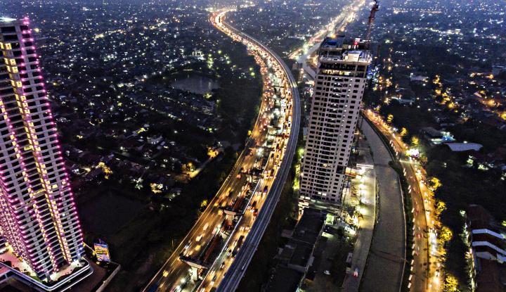 kembangkan kawasan komersial, dmas rangkul tenant modern