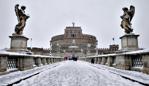 Foto Arkeolog Italia Temukan Kuil Pendiri Roma Romulus dan Remus, Seperti Apa?
