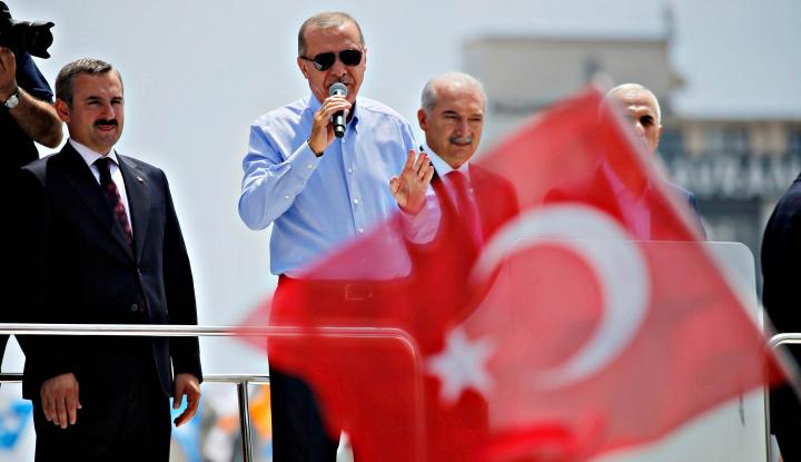 Foto Berita Turki Bakal Pilih Presiden Baru, Bagaimana Nasib Erdogan?