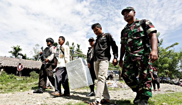 Foto Berita Amankan Pilkada, Kodam III/Siliwangi Siapkan 3.000 Personel