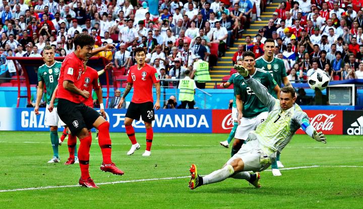 Foto Berita Ini Dia Klasemen Akhir di Grup F Piala Dunia