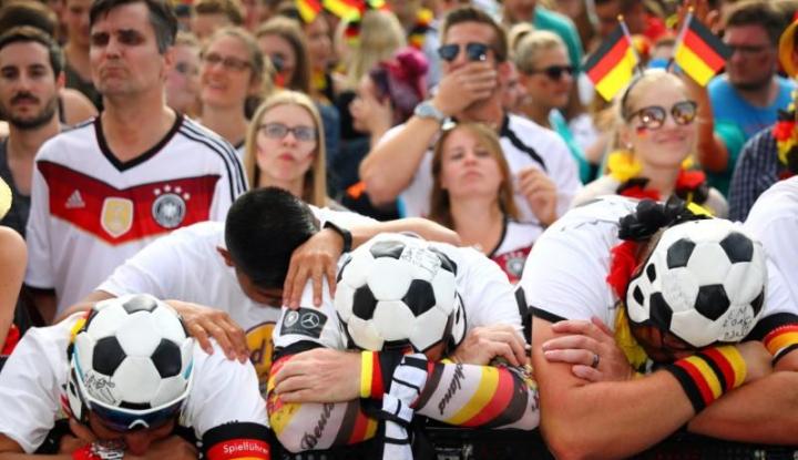 Foto Berita Reaksi Media Jerman Pasca Kekalahan Ozil Cs