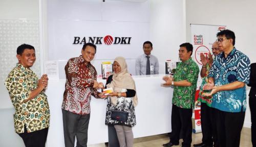 Foto Genjot Penerimaan Pajak Daerah, Bank DKI Lakukan Ini