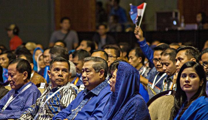 Foto Berita Putusan MK Tolak Masa Jabatan Wapres, Demokrat Sodorkan Duet JK-AHY, Setuju?