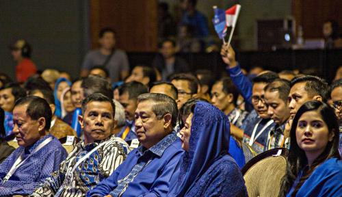 Foto Soal Kampanye Maret, PKS: Terserah SBY, Asal...
