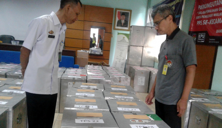 Foto Berita KPU Jabar Apresiasi Kinerja KPUD