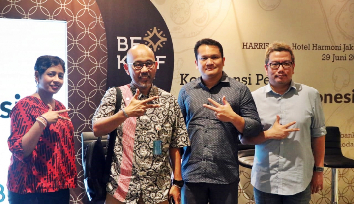 Foto Berita 95 Startup Kuliner di FSI Bakal Kenalkan Produk di Depan Investor