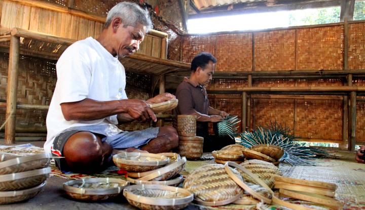 Bonyok, Industri Kerajinan di Sleman Bonyok Gegara Pandemi Covid-19