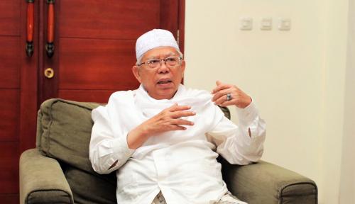 Foto Ma'ruf Sowan ke Rumah Gus Dur, Kok ada Mahfud MD?