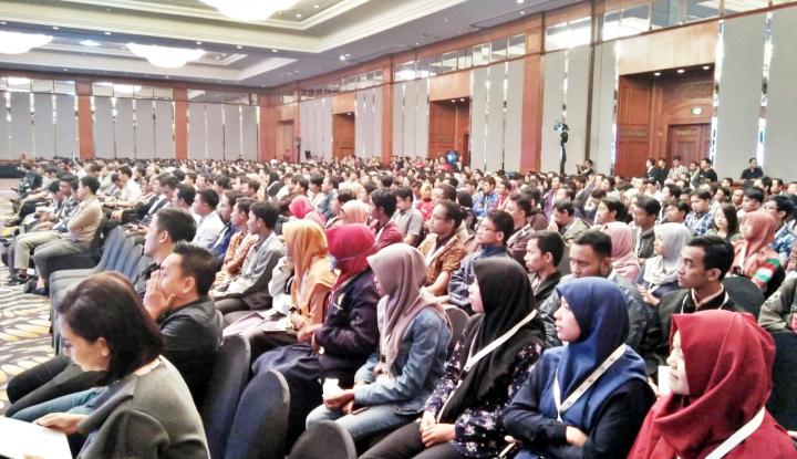 Foto Berita Bekraf Selenggarakan Developer Day di Surabaya