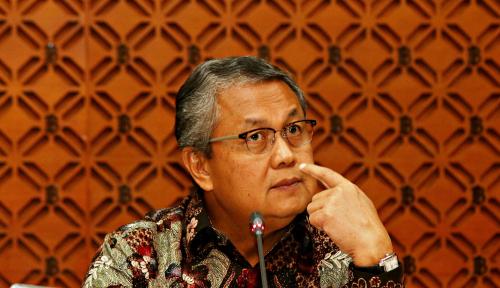 Foto Gubernur BI Terpilih Jadi Ketum ISEI 2018-2021