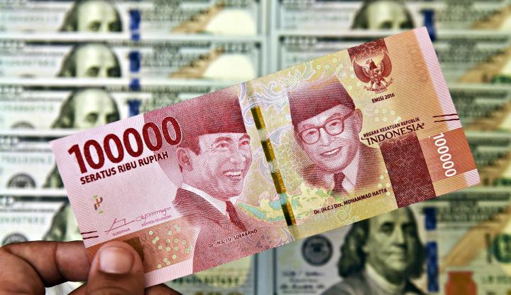 Jokowi Unggul di Quick Count Bikin Rupiah Rajai Mata Uang Dunia - Warta Ekonomi