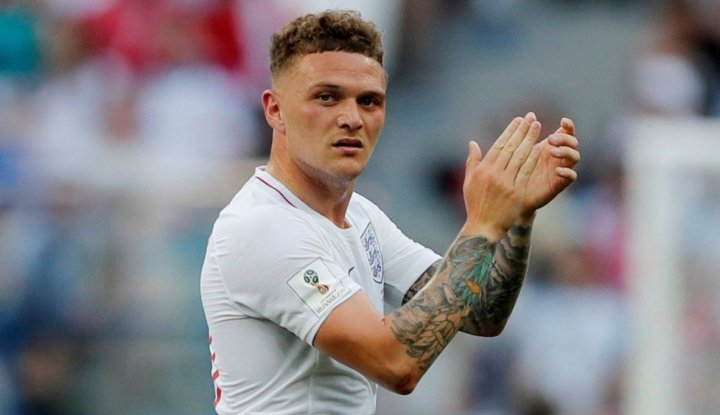 Foto Berita Kieran Trippier Bakal Jadi The Next David Beckham?