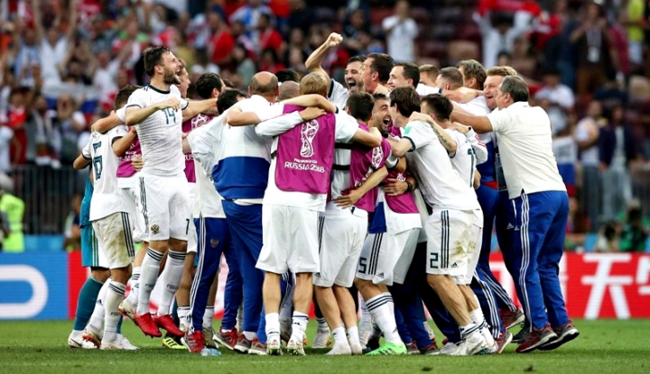 Foto Berita Warga Rusia Malah Tak Senang Piala Dunia Digelar di Negaranya